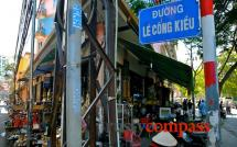 Antique Street - Le Cong Kieu St, Saigon
