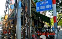 Antique Street - Le Cong Kieu St, Saigon