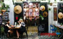 Le Malraux Restaurant, Siem Reap