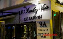 Le Rendezvous de Saigon, wine bar
