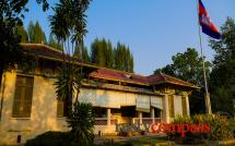 Lycee Preah Sisowath - historic high school, Phnom Penh
