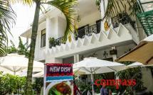 Magnolia Vietnamese restaurant, Phnom Penh