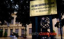 Museum of Vietnamese Revolution, Hanoi