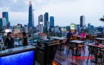 OMG rooftop, Saigon