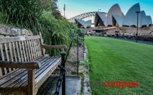 Sydney Orientation Walk - highlights and history
