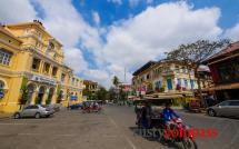 Exploring Phnom Penh's architectural heritage