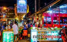 Street food Siem Reap
