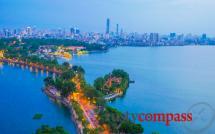 Summit Lounge, Sofitel Plaza Hotel, Hanoi