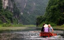 Hoa Lu and Tam Coc day trip