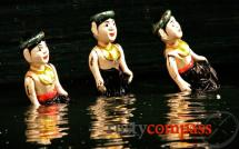 Water Puppets, Thang Long Theatre