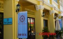The Columns Hotel, Kampot
