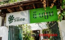 The Shop 240 Cafe, Phnom Penh