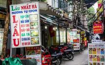 Food Street - Tong Duy Tan St, Hanoi