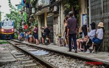 Train Street - Hanoi