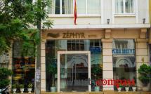 Zephyr Hotel, Hanoi
