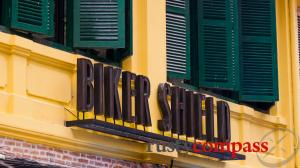 Biker Shield Bistro, Saigon