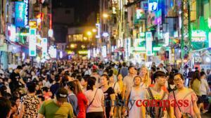 Saigon's backpacker nightlife - Bui Vien St
