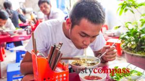 Hue eating