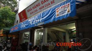 Bun Cha Dac Kim, Hang Manh
