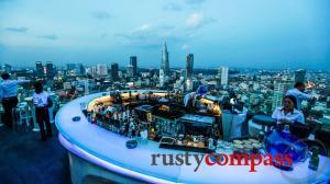 Chill Sky Bar, Saigon