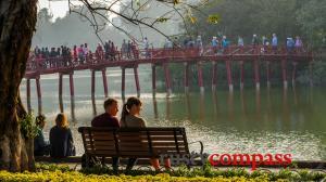 Hanoi see and do