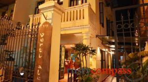 La Verticale Restaurant, Hanoi