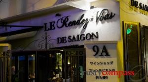 Le Rendezvous de Saigon, wine bar