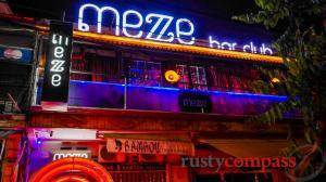 Mezze Bar, Siem Reap