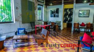 Pages Cafe, Siem Reap