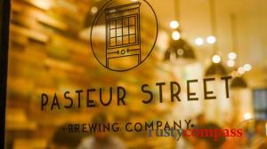 Pasteur Street Brewing Company, Saigon