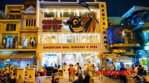 Quan Ut Ut, Saigon