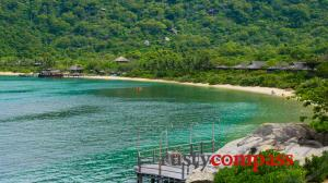 Ninh Van Bay - the resorts