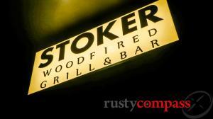 Stoker Wood Fired Grill, Saigon
