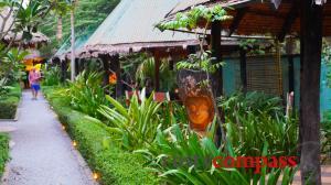 Tangram Garden, Siem Reap