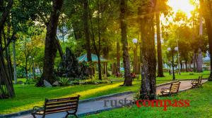 Parks of Saigon - green spaces and walks