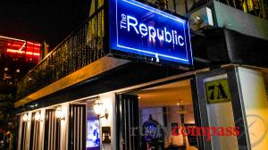 The Republic, West Lake, Hanoi