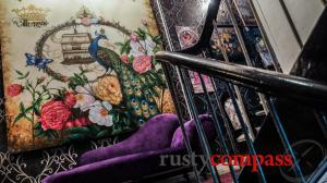 Villa Royale Antiques and Tea Rooms, Saigon
