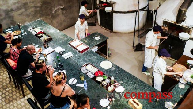 4P's Pizza, Hanoi