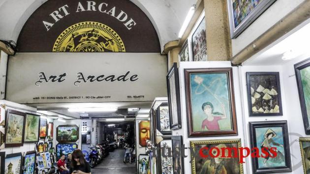 Art Arcade - Saigon