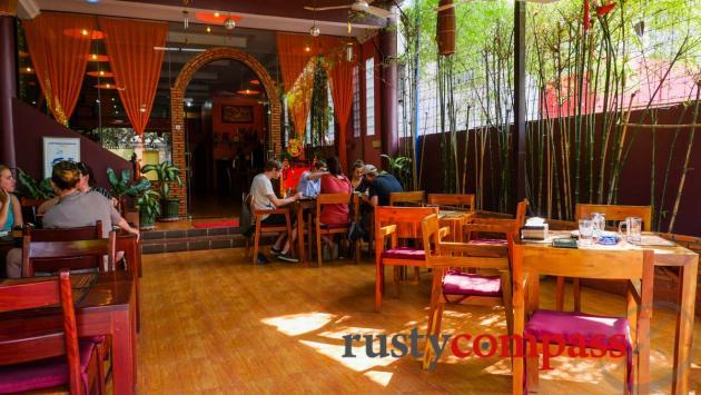 Ambau Restaurant, Phnom Penh