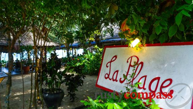 La Plage, An Bang Beach, Hoi An