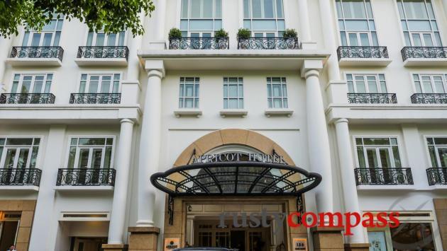 Apricot Hotel, Hanoi