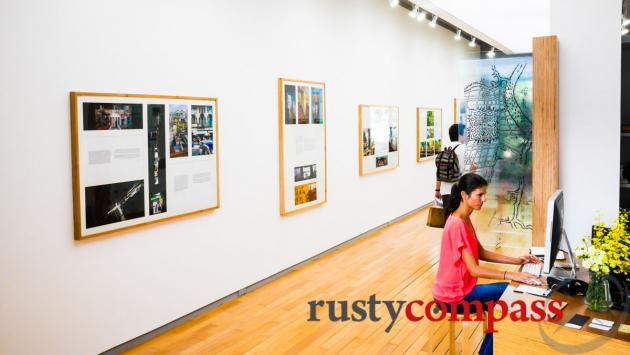 Galerie Quynh, Saigon