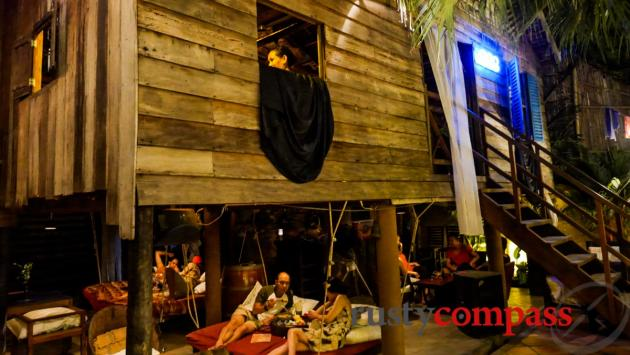 Asana Old Wooden House, Siem Reap