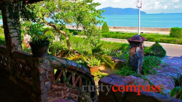 ATC Con Dao - view from the old villas.