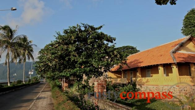 ATC Con Dao - colonial era villas.