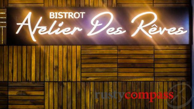 Atelier Des Reves Restaurant, Saigon