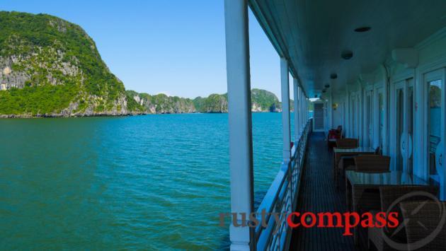 The Au Co, Halong Bay