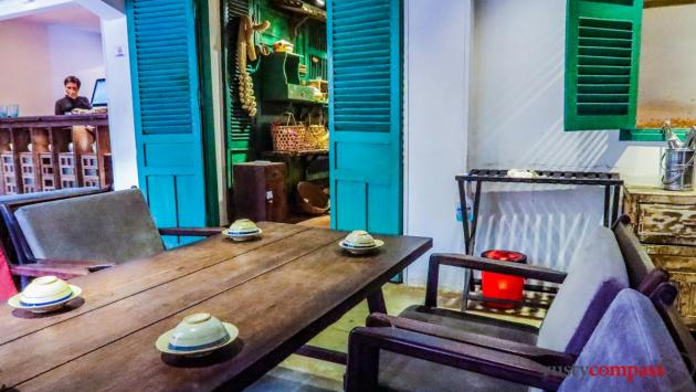 Au O Vietnamese Restaurant, Hanoi