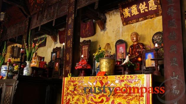 Ba Da Pagoda, Hanoi